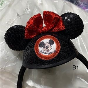 Disney Mouseketeers Mouse Ears Headband